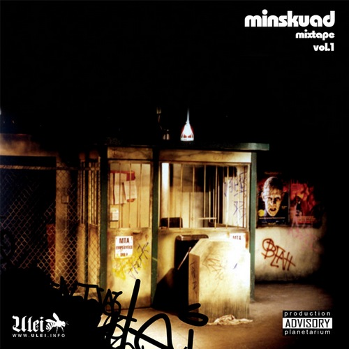 Minskuad - Mixtape vol.1